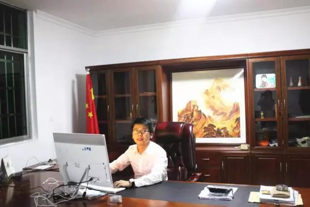 江西百盈高新技术股份有限公司总经理吴凤明:争当移动物联网行业标杆!